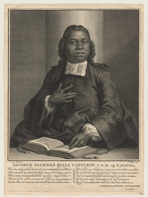 Jacobus Capitein