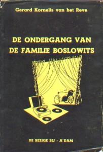 De ondergang van de familie Boslowits
