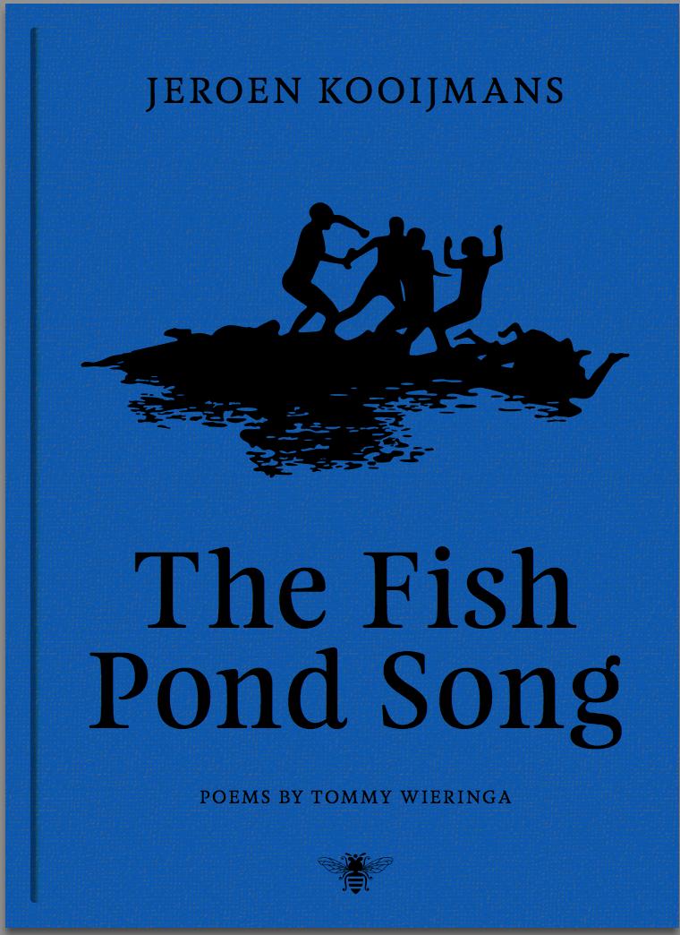 The fish pond song beurs van bijzondere uitgevers for Koi pond music